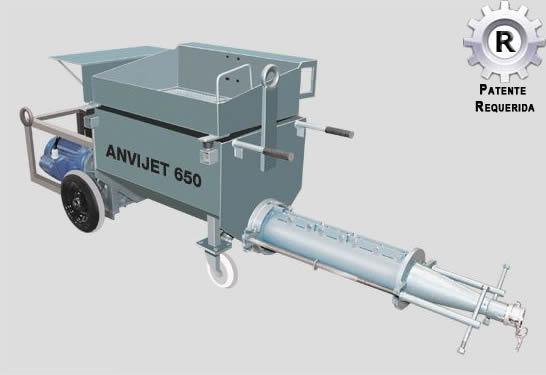 ANVIJET 650