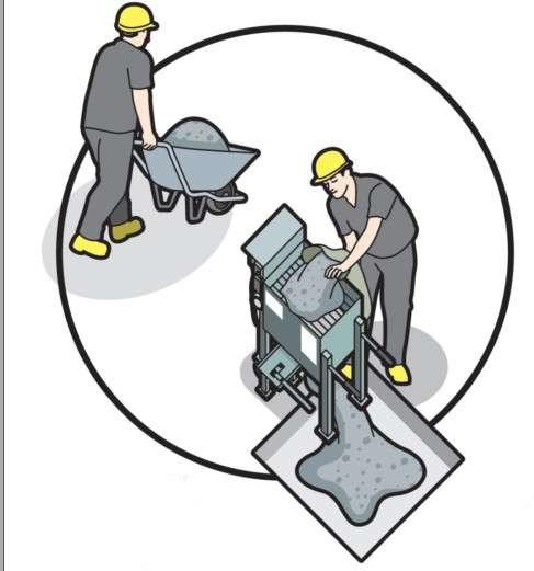 Fabricante de argamassadeira