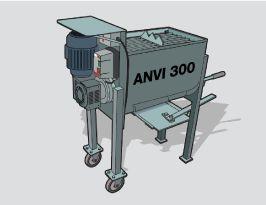 Misturadores de Argamassa ANVI